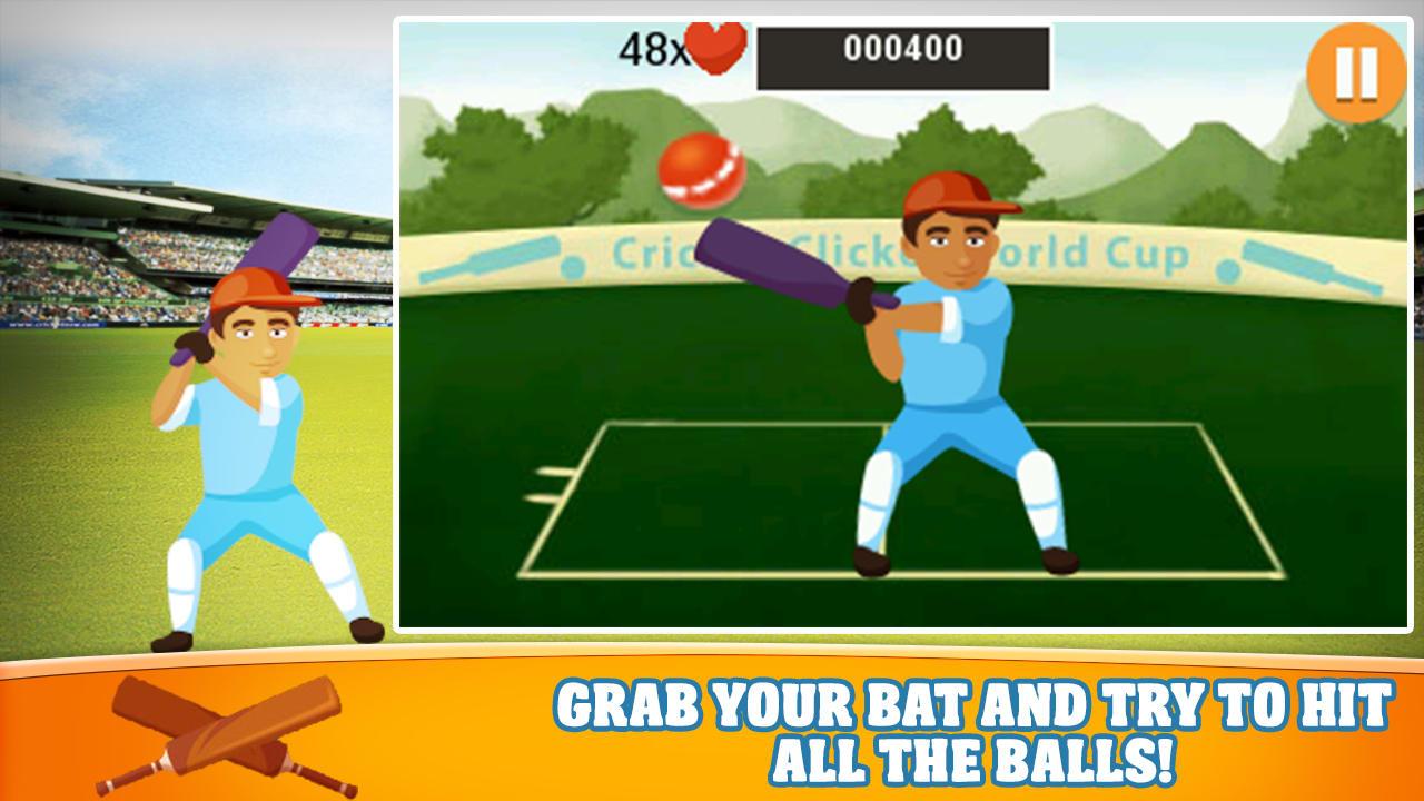 Cricket Clicker World Cup