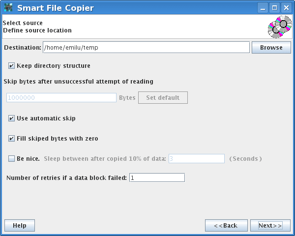 SmartFileCopier