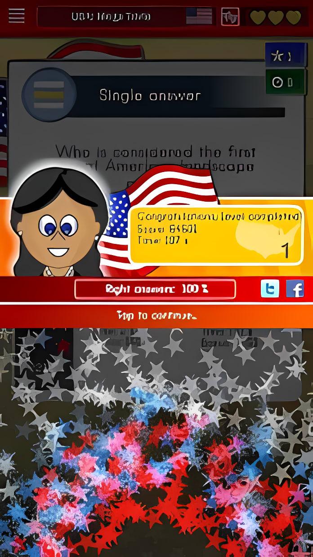 EE.UU. Mega Trivia