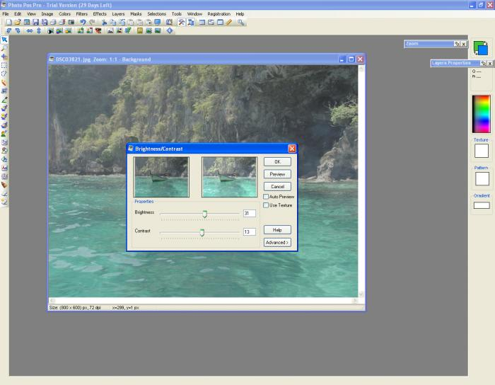 Though the Photo Pos Pro photo editor is a powerful program, it contains an extremely user-friendly interfacePhoto Pos Pro supports many image file types, transparent GIF's and PNG's, multiple-image printingTitle Release: Developer: Home Page License: ShareWare OS: Windows Download...