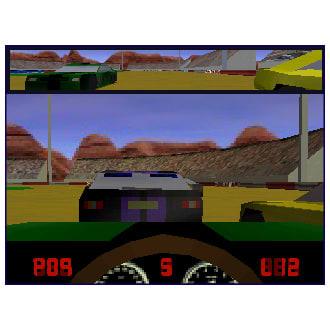 Oval Racer