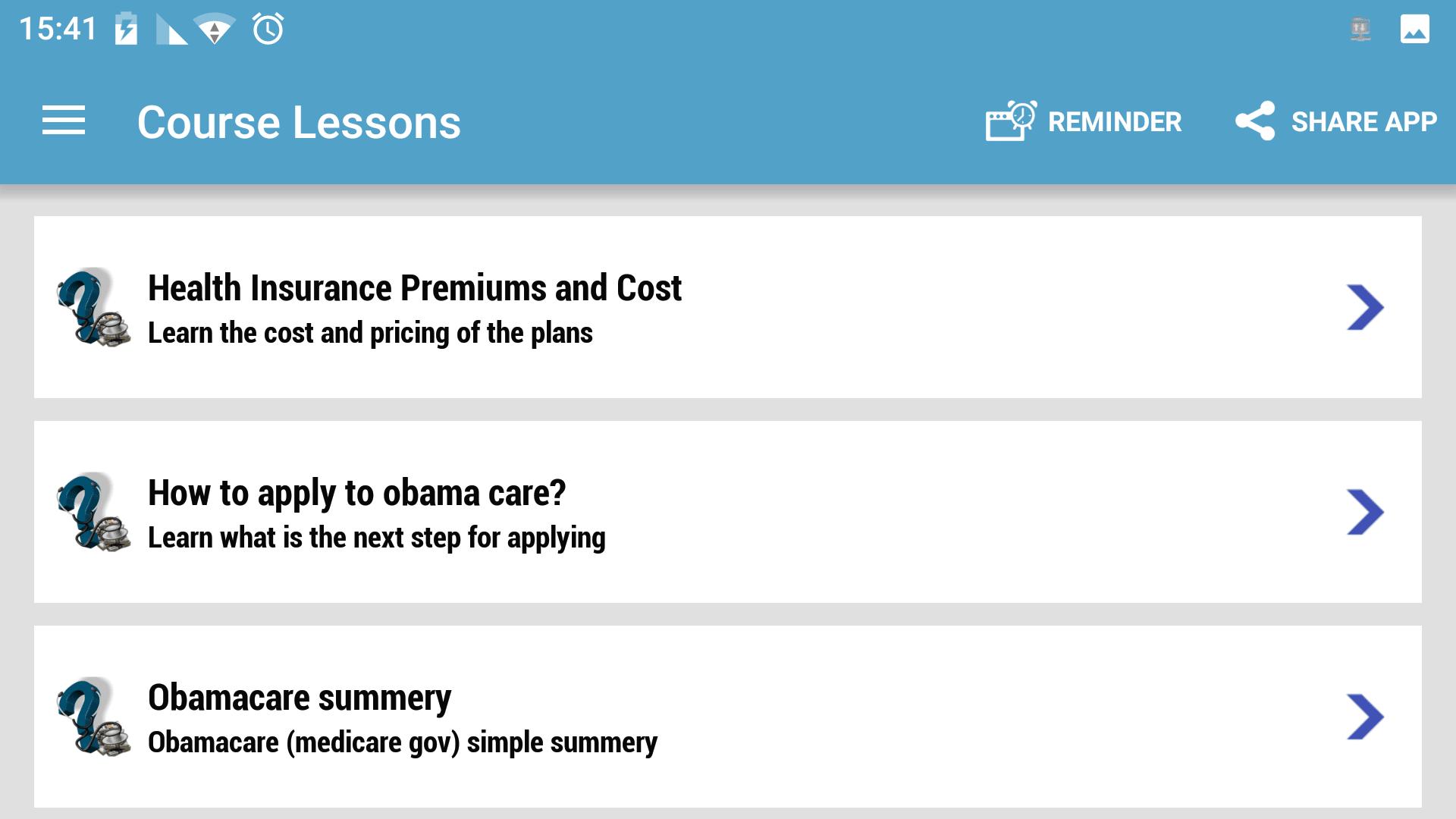 Obamacare - Health care Guide