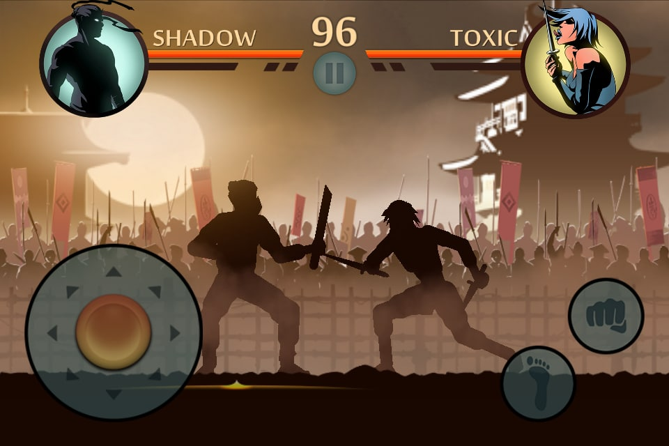 shadow fight   android