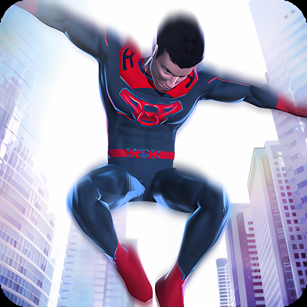 Superhero: Funny Story