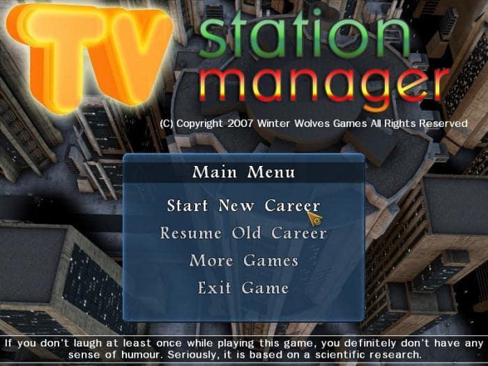 TV Station Manager