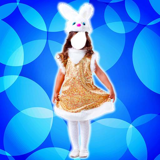 Kids Costumes Photo Maker
