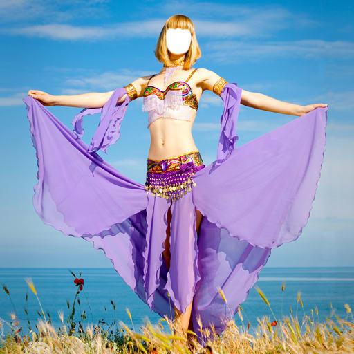 Oriental Belly Dance Montage