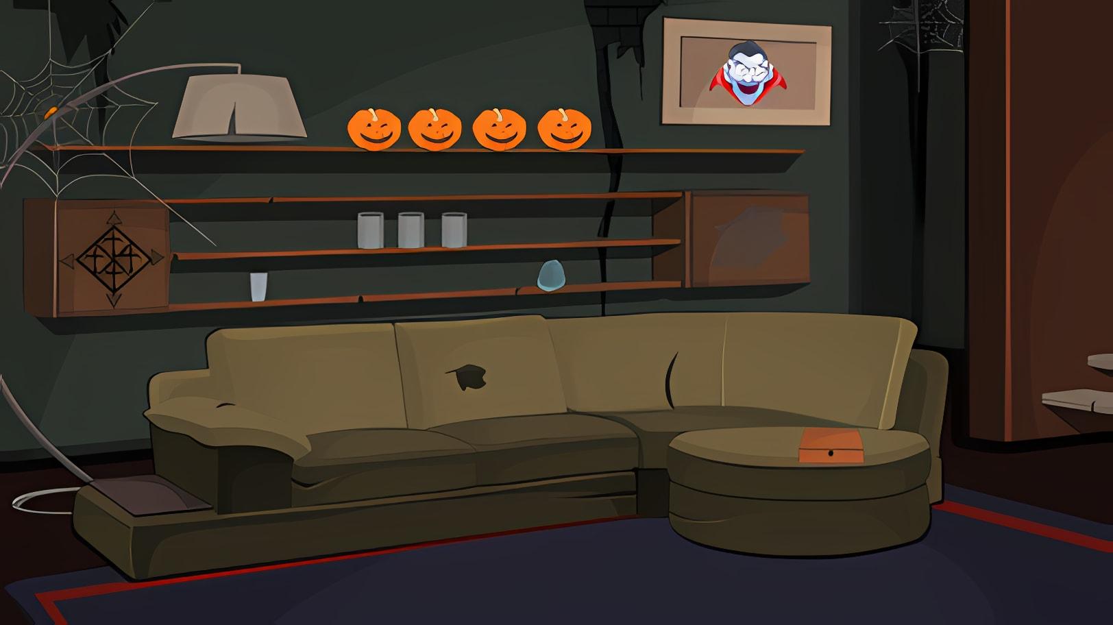 903 Modern Halloween Escape