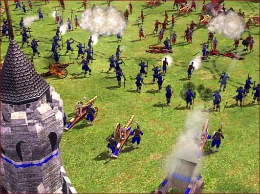 Empire Earth II Single Player Demo