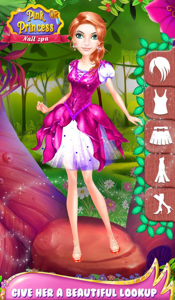 Pink Princess Nail Spa