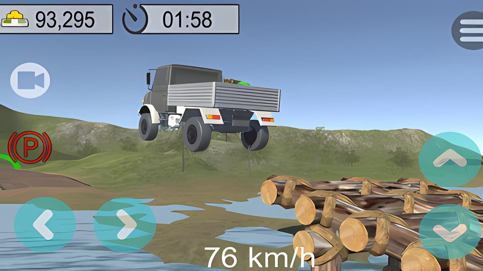 Keep It Safe 3D transportation game