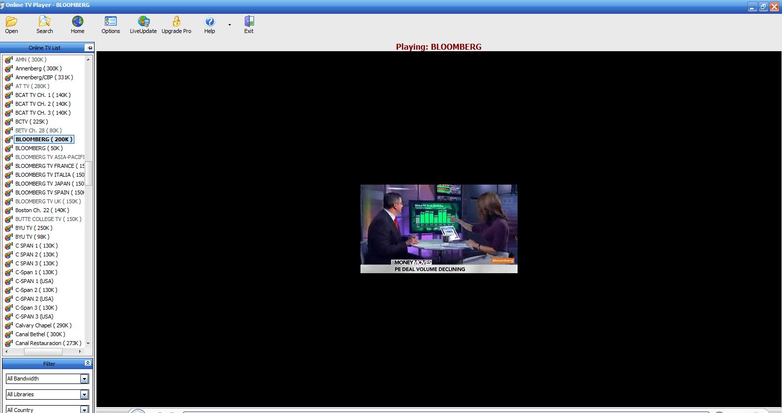 скачать tv player ua