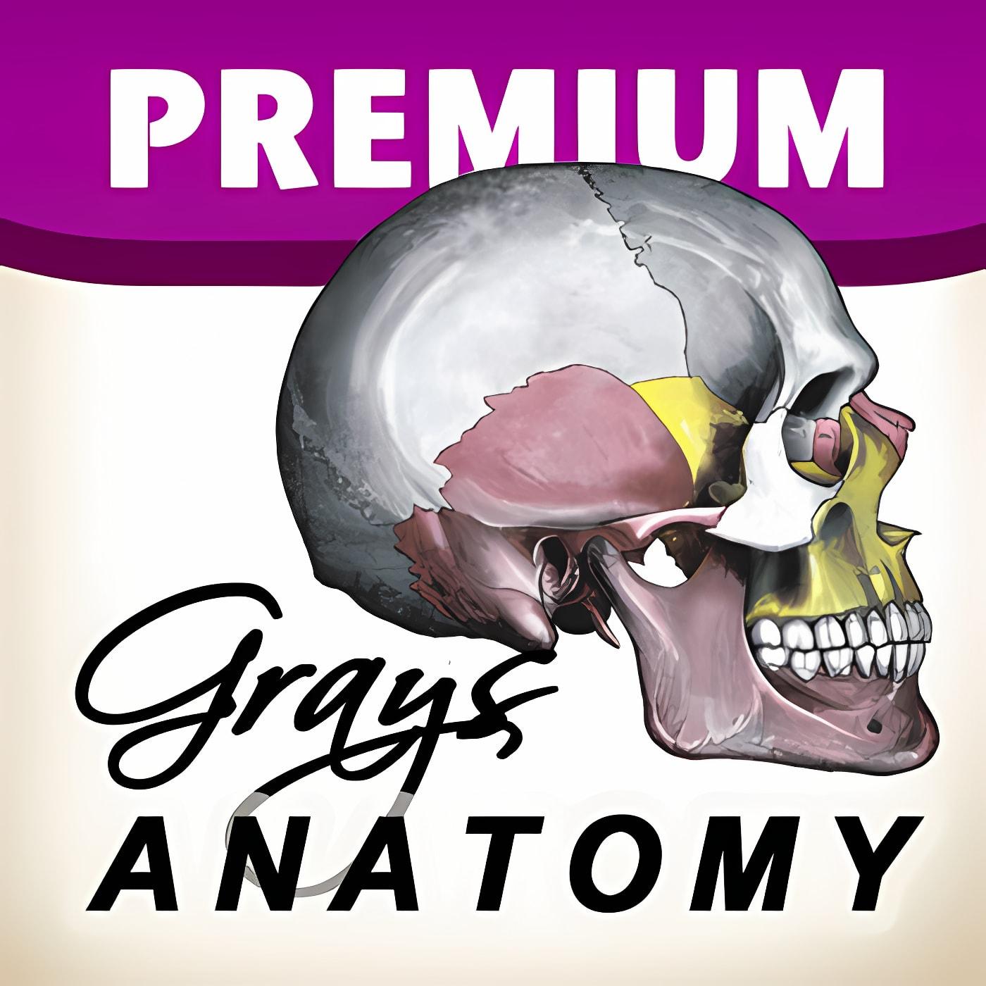 Gray's Anatomy Premium Edition 1.5