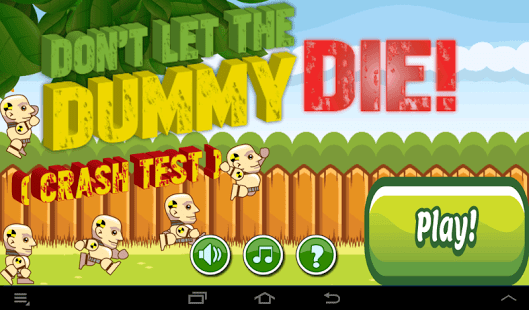 Don't Let the Dummy Die