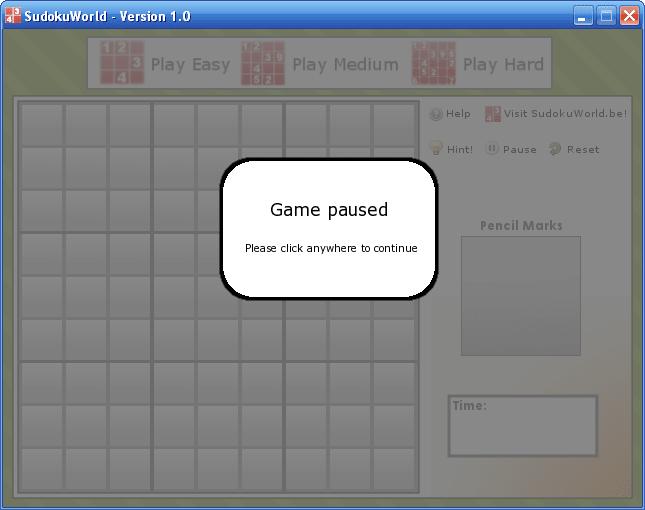 SudokuWorld