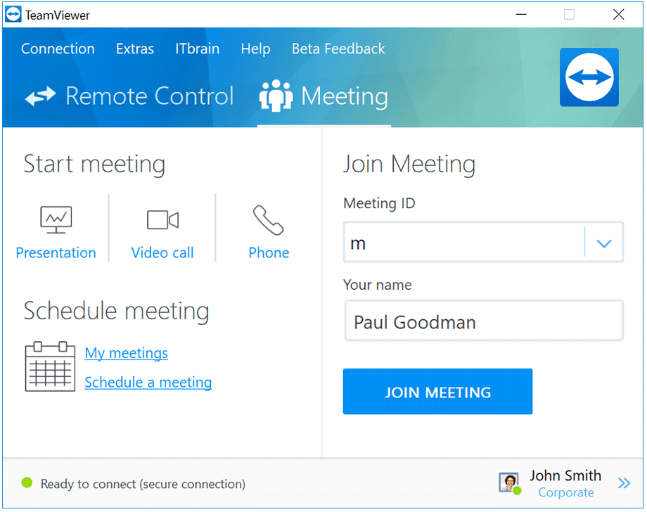 How to Use Remote Desktop With TeamViewer