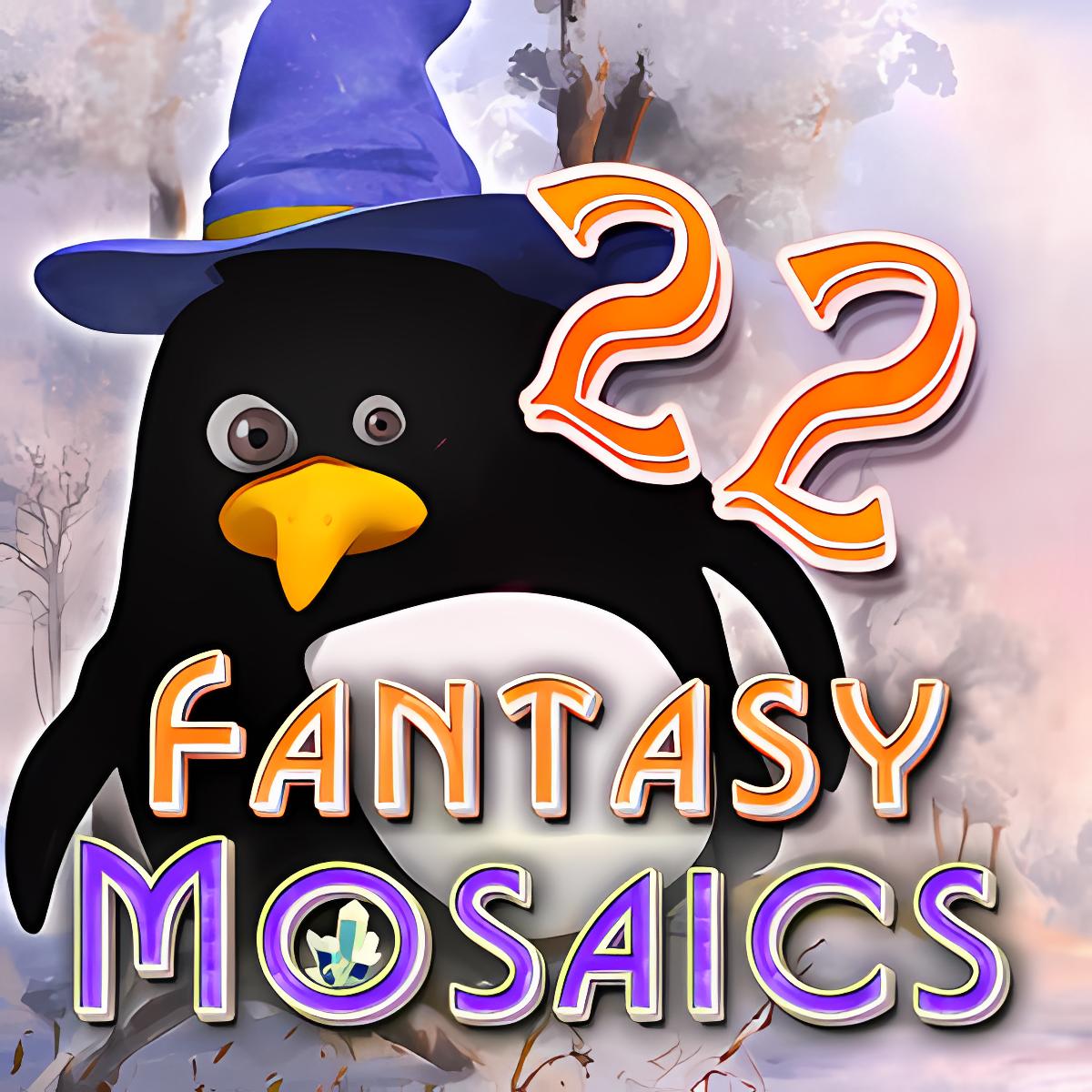 Fantasy Mosaics 22