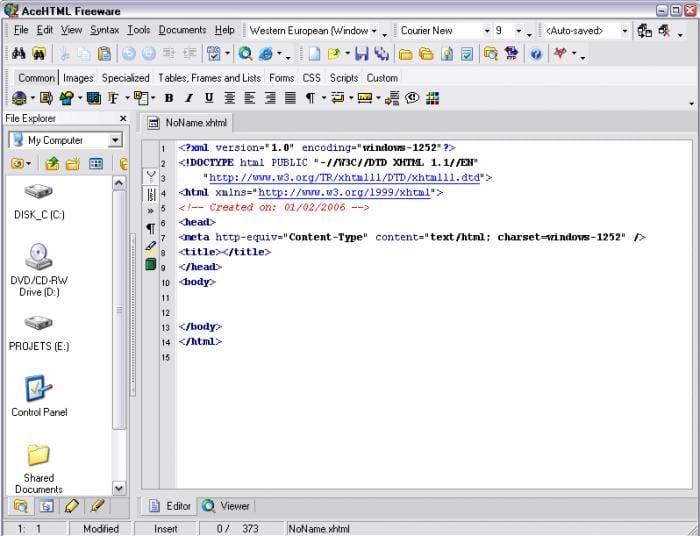 AceHTML