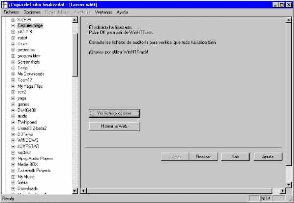 Httrack Download Mac