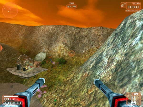 Glider - Collect'n Kill