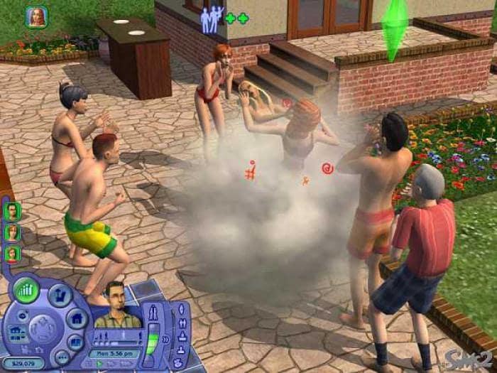 Sims 2 скачать через торрент - фото 3
