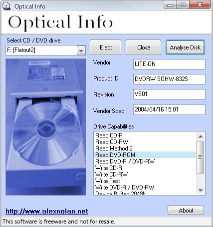 Optical Info