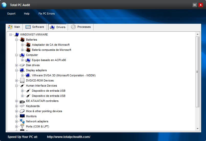 Total PC Audit
