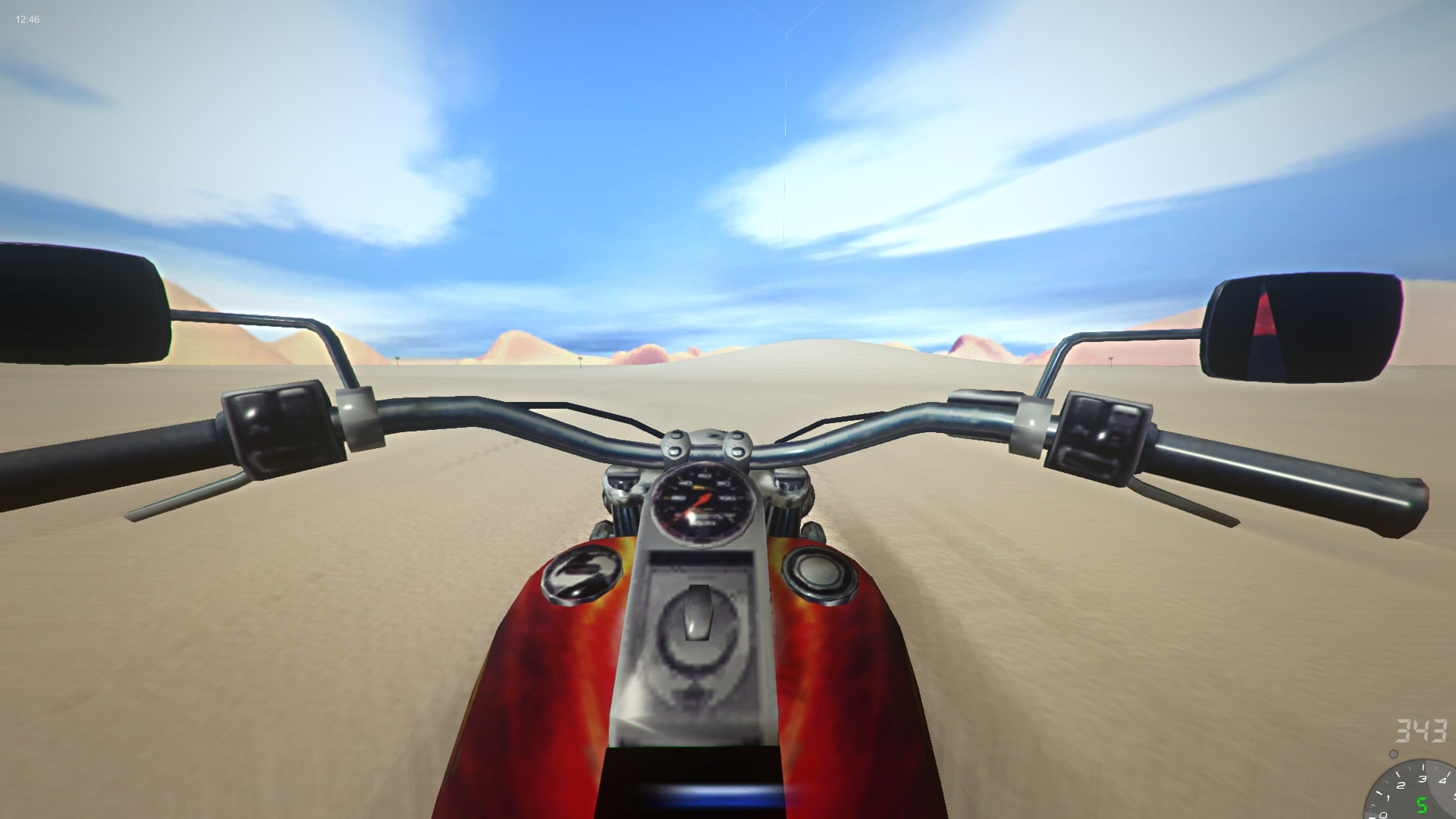 Motorcycle Simulator