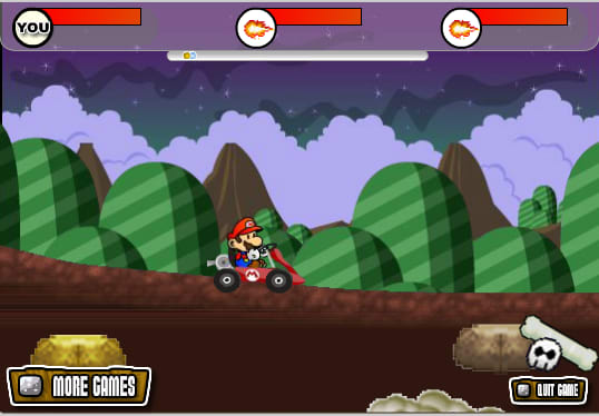 Mario kart racing t l charger - Mario kart 7 gratuit ...