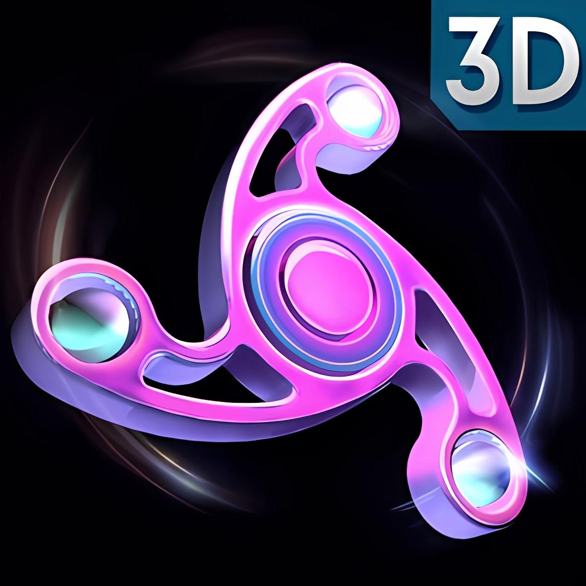 Fidget Spinner 3D 1.1