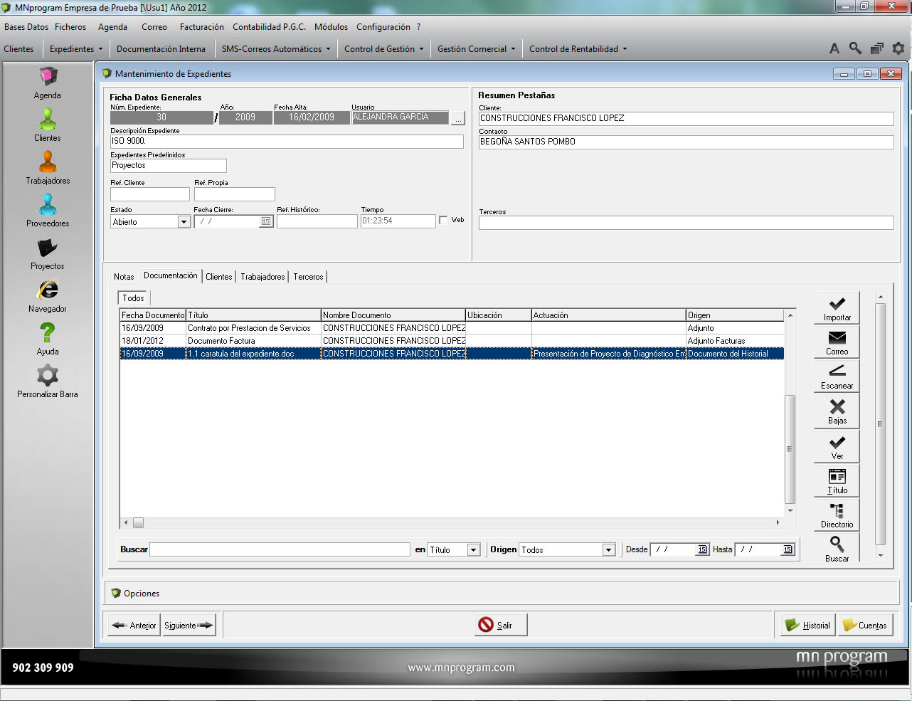 MNprogram Software Arquitectos