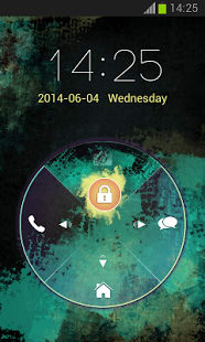 GO Locker Icon Tema