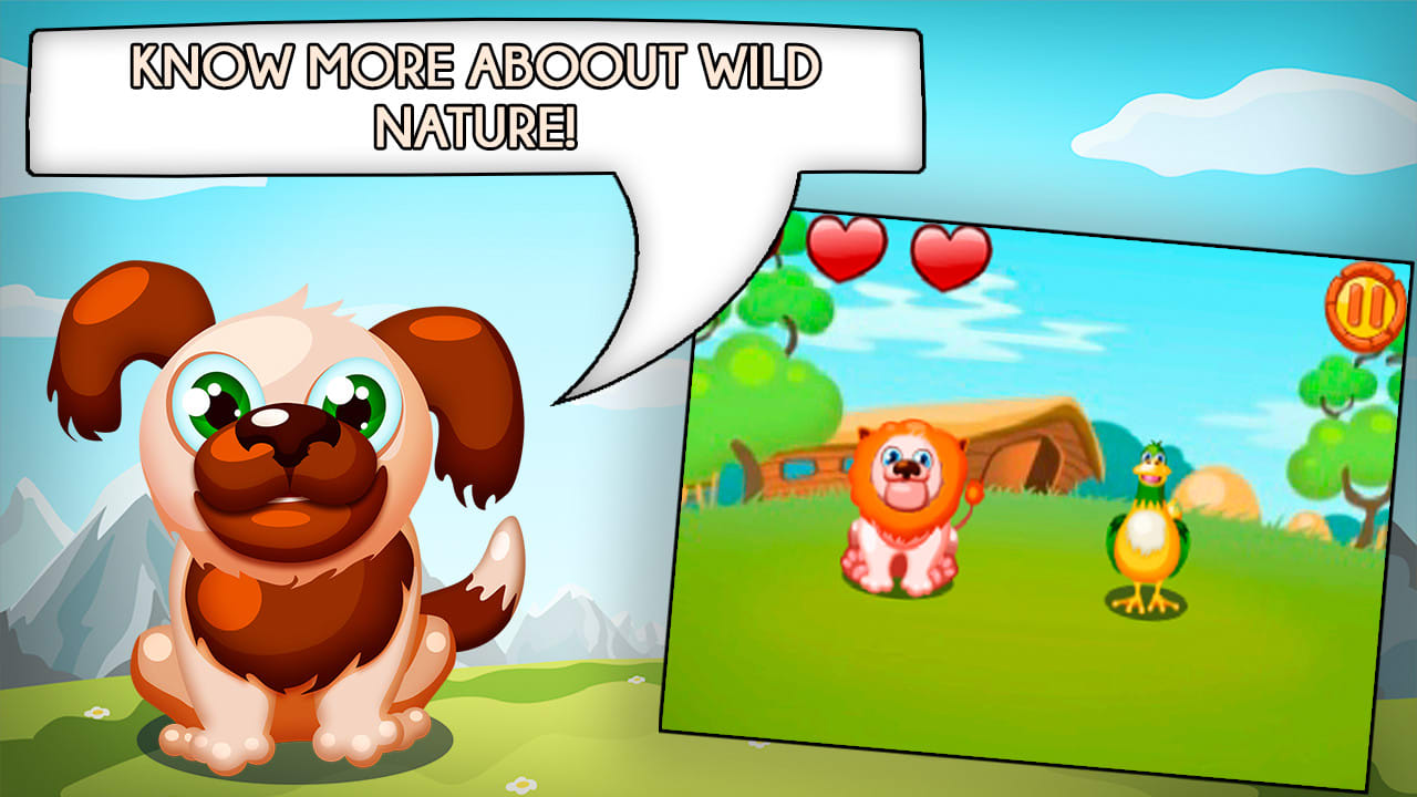 Zoo Sounds For Kids