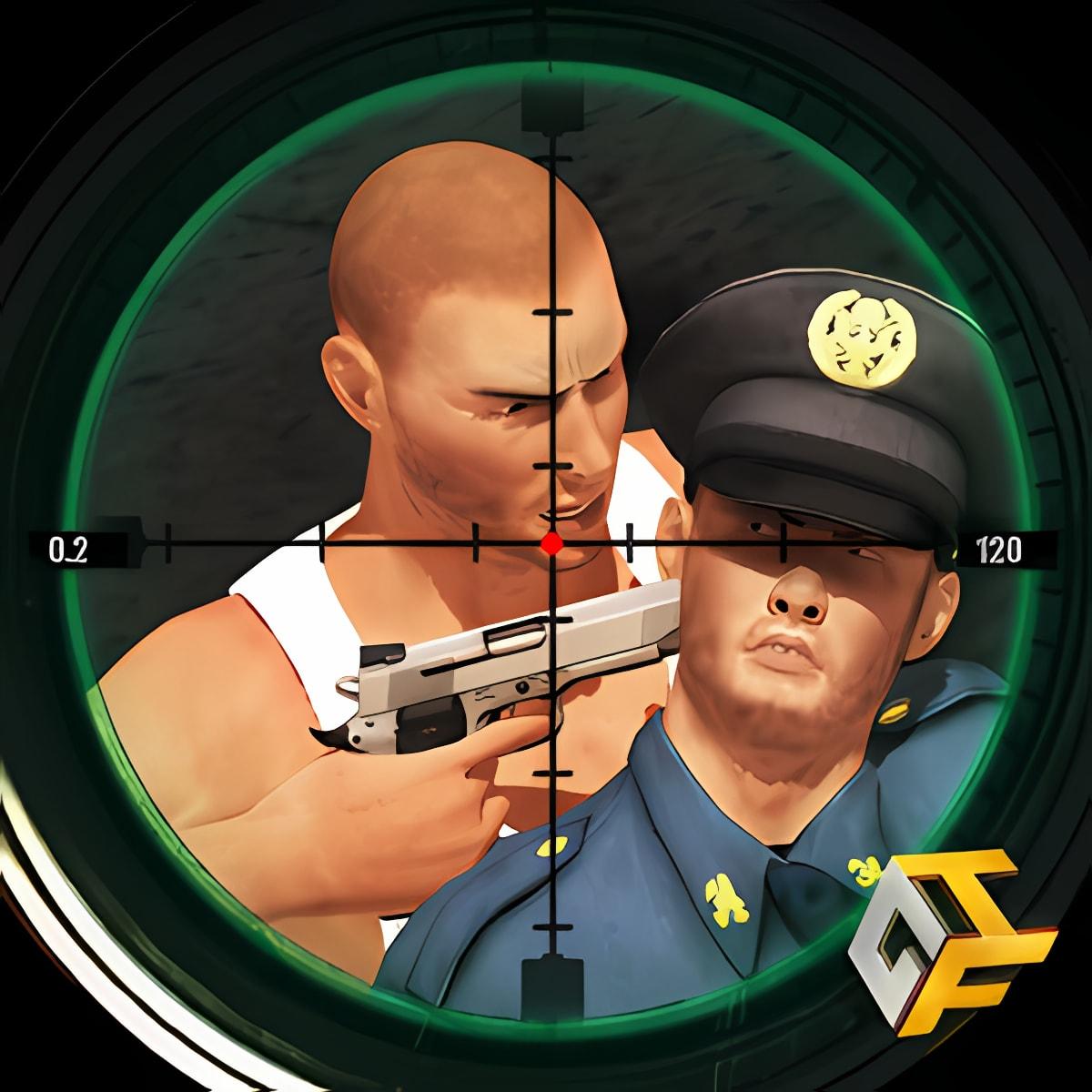 Prison Sniper Survival Hero - FPS Shooter 1.0