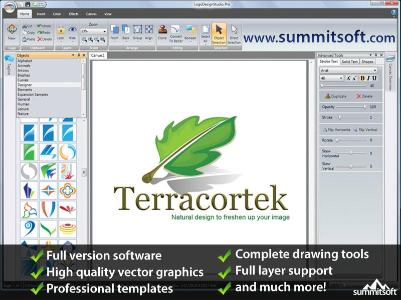 Logo Design Studio Pro