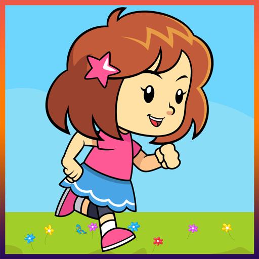 Super Girl Runner