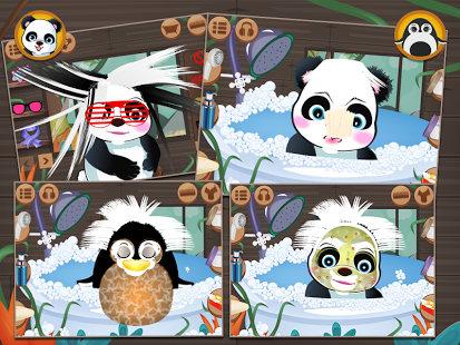 Panda Hair Saloon