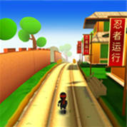 Subway Ninja Runner 3D