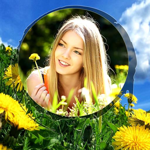 Spring Beauty Photo Frames