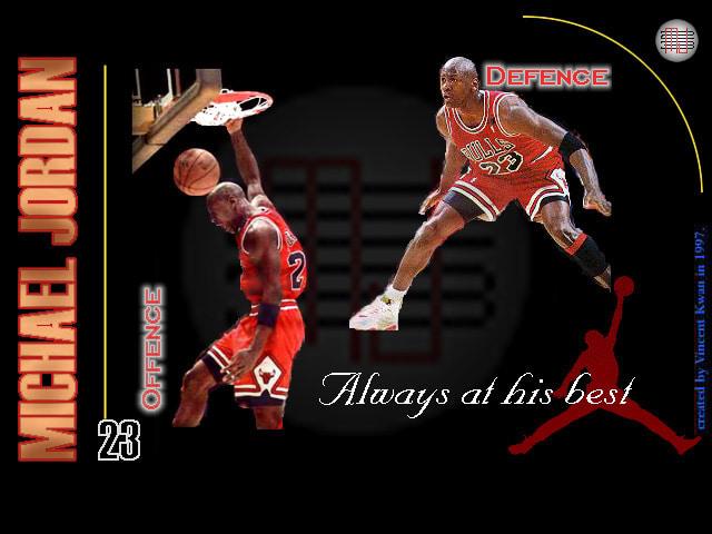 Tema de Michael Jordan