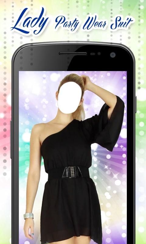 Lady Party Wear Suit New