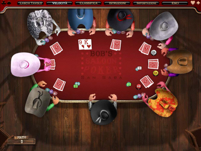 Governor of poker 2 download versione completa
