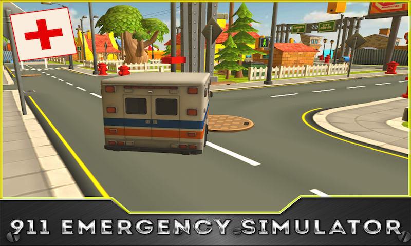 911 Ambulance Simulator
