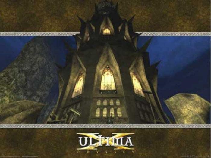 Ultima X: Odyssey Wallpaper