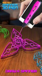 Make Fidget Spinner 3D Pen