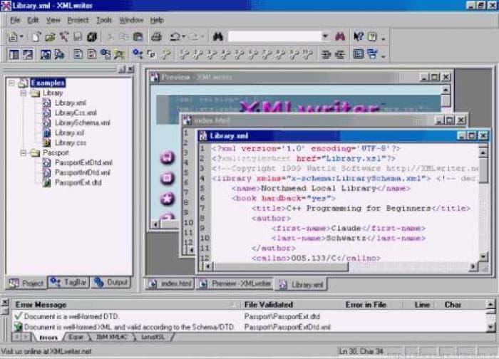 XMLwriter