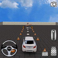 3D Car Parking 1.0.0 (Nokia Series 40)