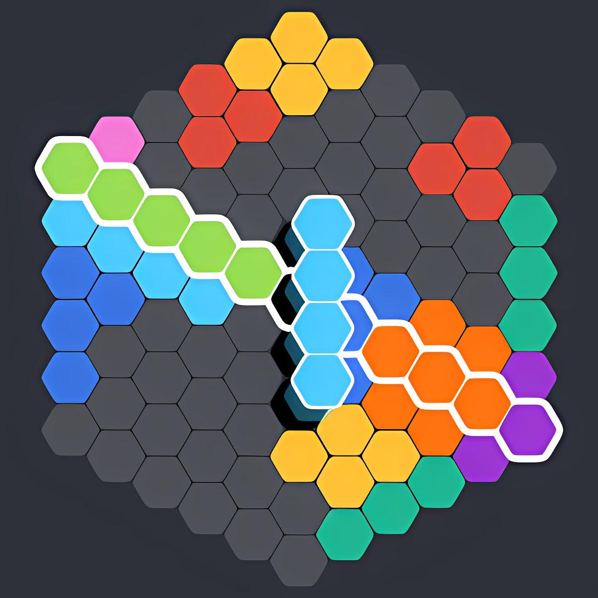Hexa Block King 1.0.0