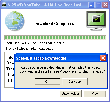 Speedbit Video Downloader