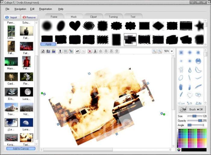 Collage FX Studio
